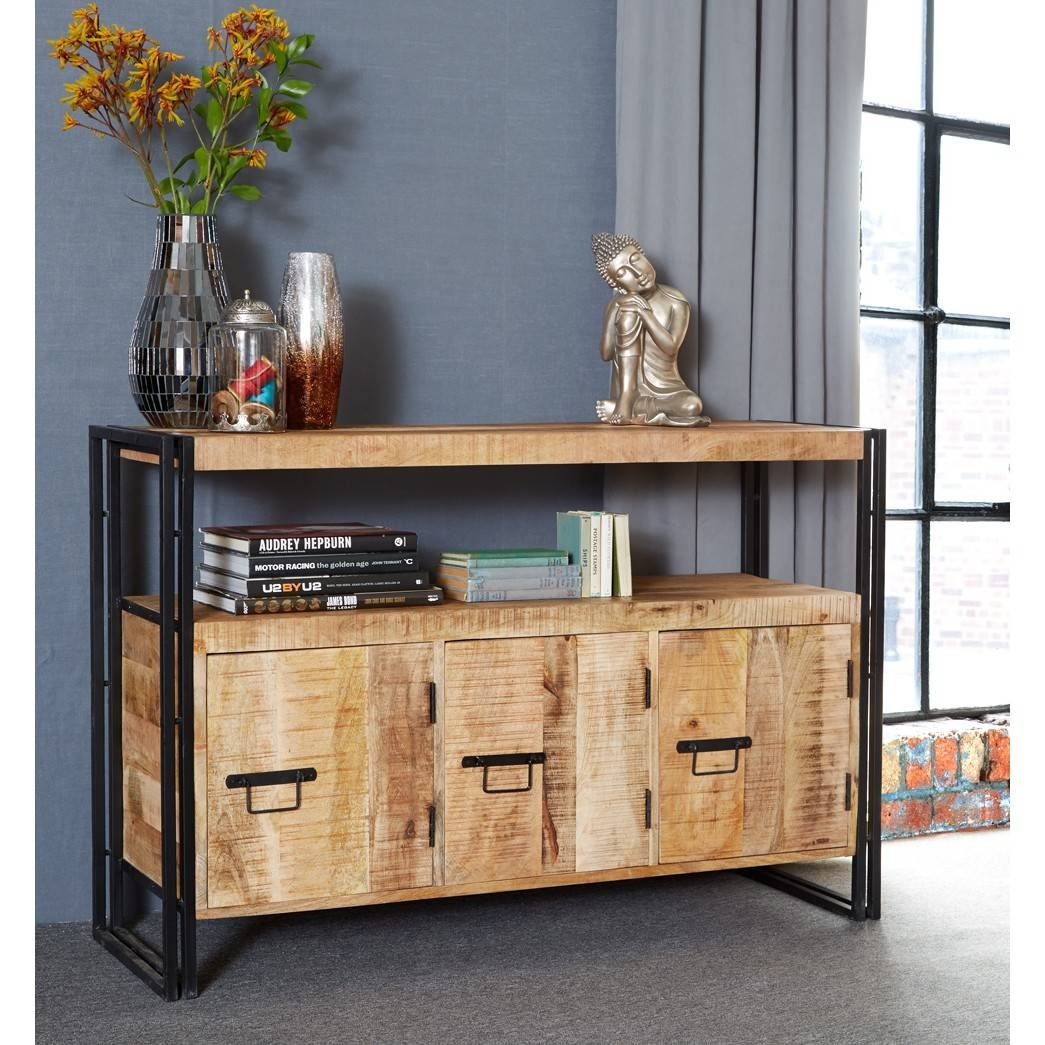Sideboard Industrial the best industrial sideboards