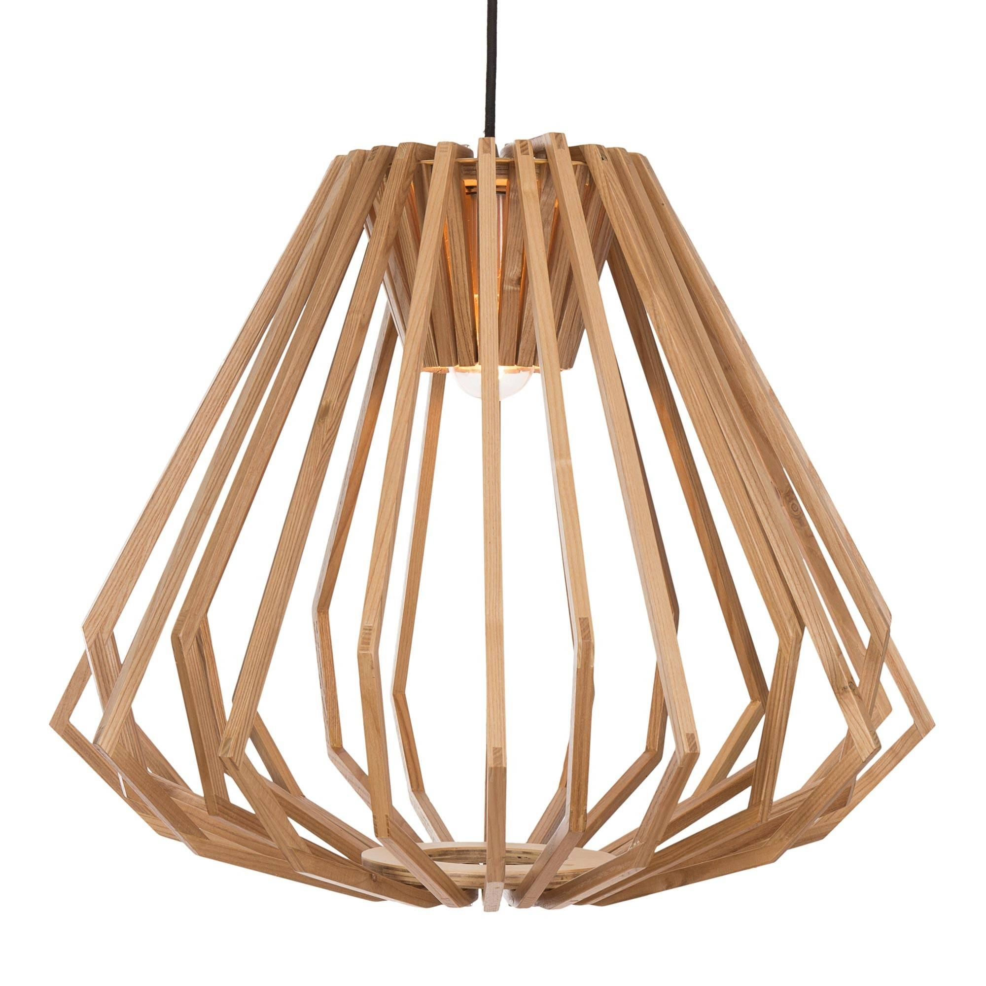 Crecy Pendant Lamp, Natural With Regard To Natural Pendant Lights (View 5 of 15)