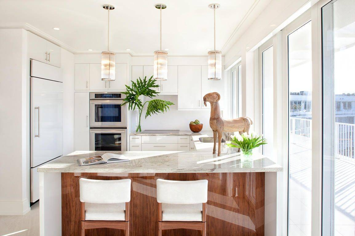 Crystal Chandelier Over Kitchen Island Bar Lights Mini Pendant For Throughout Small Pendant Lights For Kitchen (View 4 of 15)