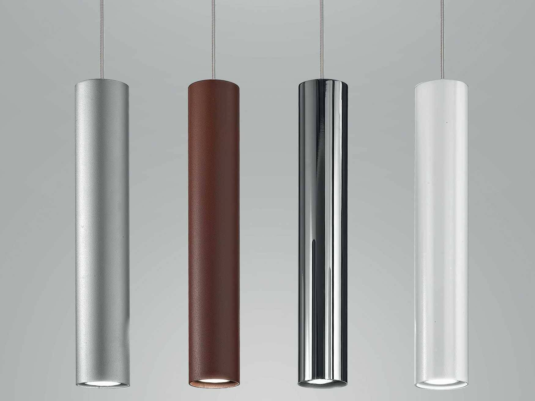 Cylinder Pendant Light (View 7 of 15)