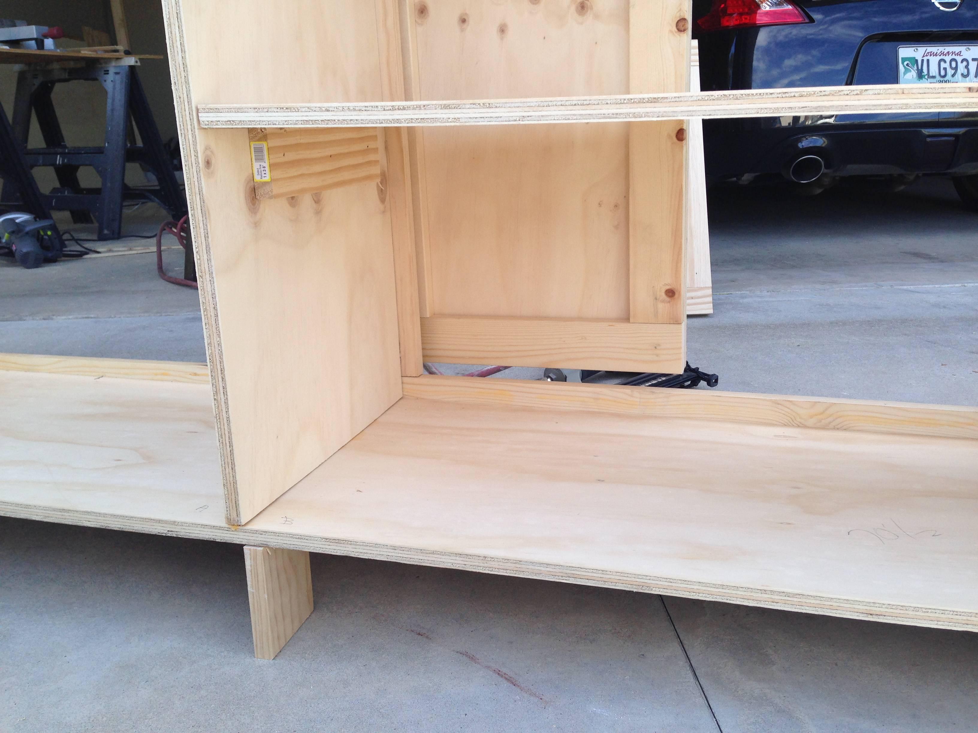 Diy Sideboard | The Sweet Life Throughout Diy Sideboards (View 12 of 15)