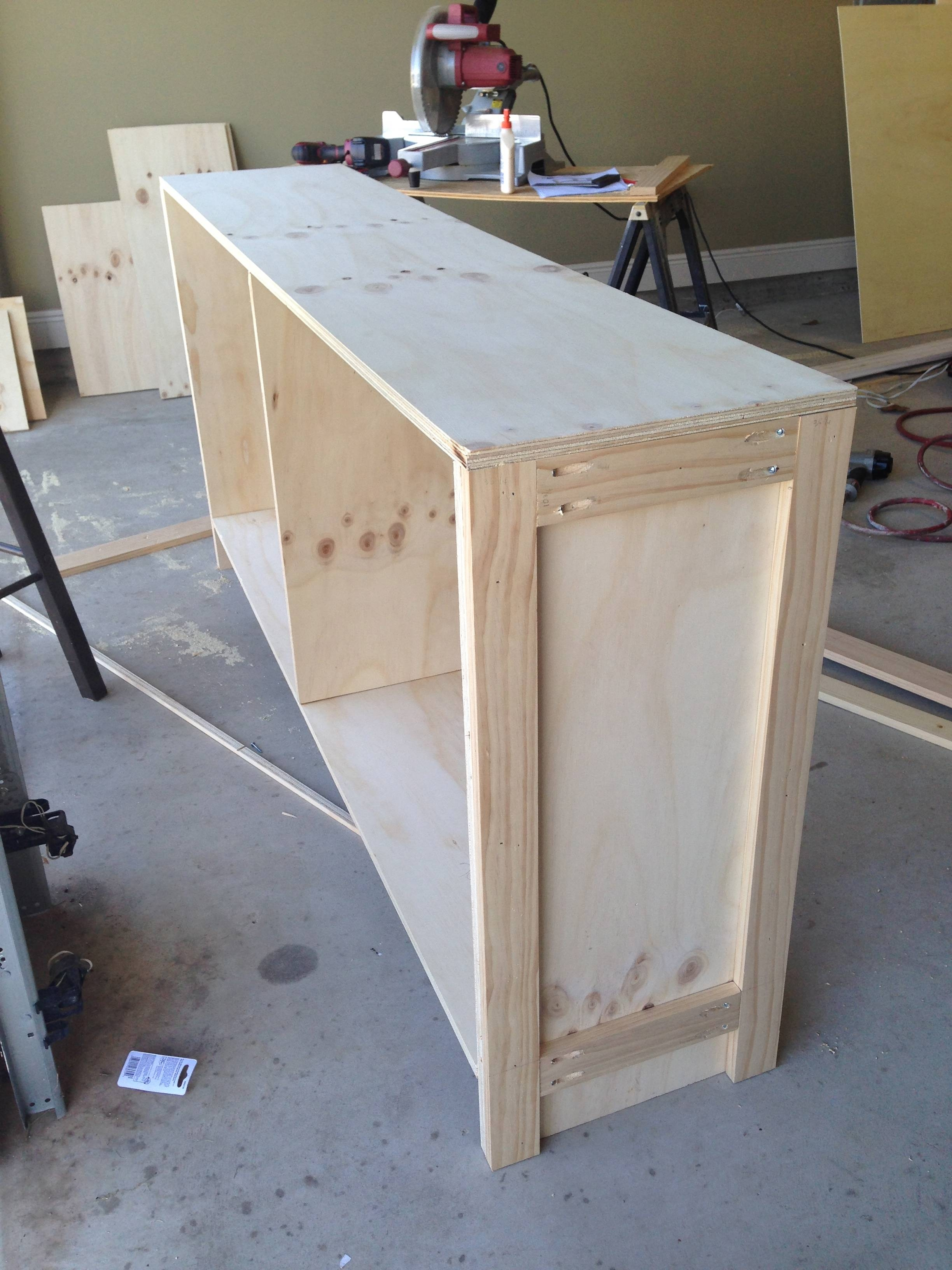 Diy Sideboard | The Sweet Life With Regard To Diy Sideboards (View 13 of 15)