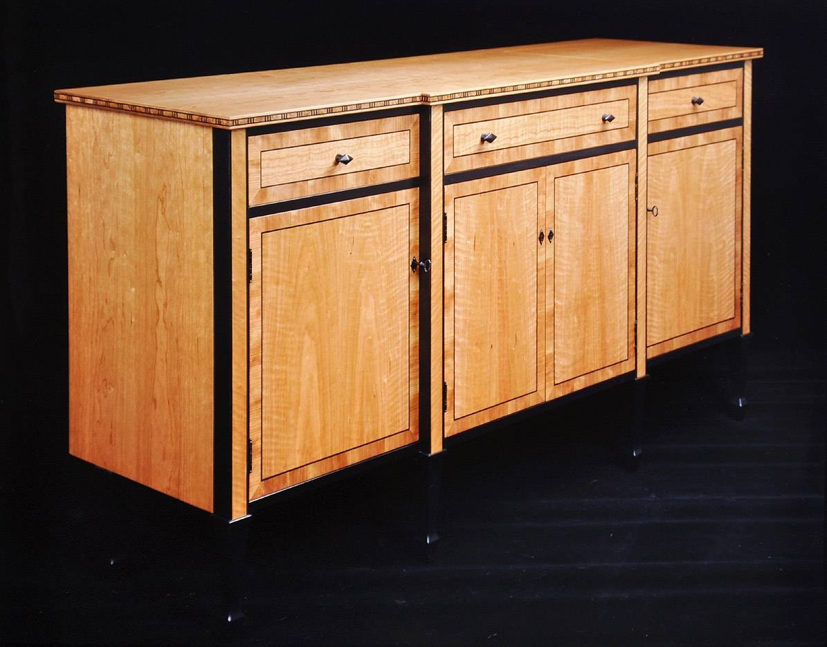 Dorset Custom Furniture – A Woodworkers Photo Journal: Custom Intended For Maple Sideboards (View 11 of 15)