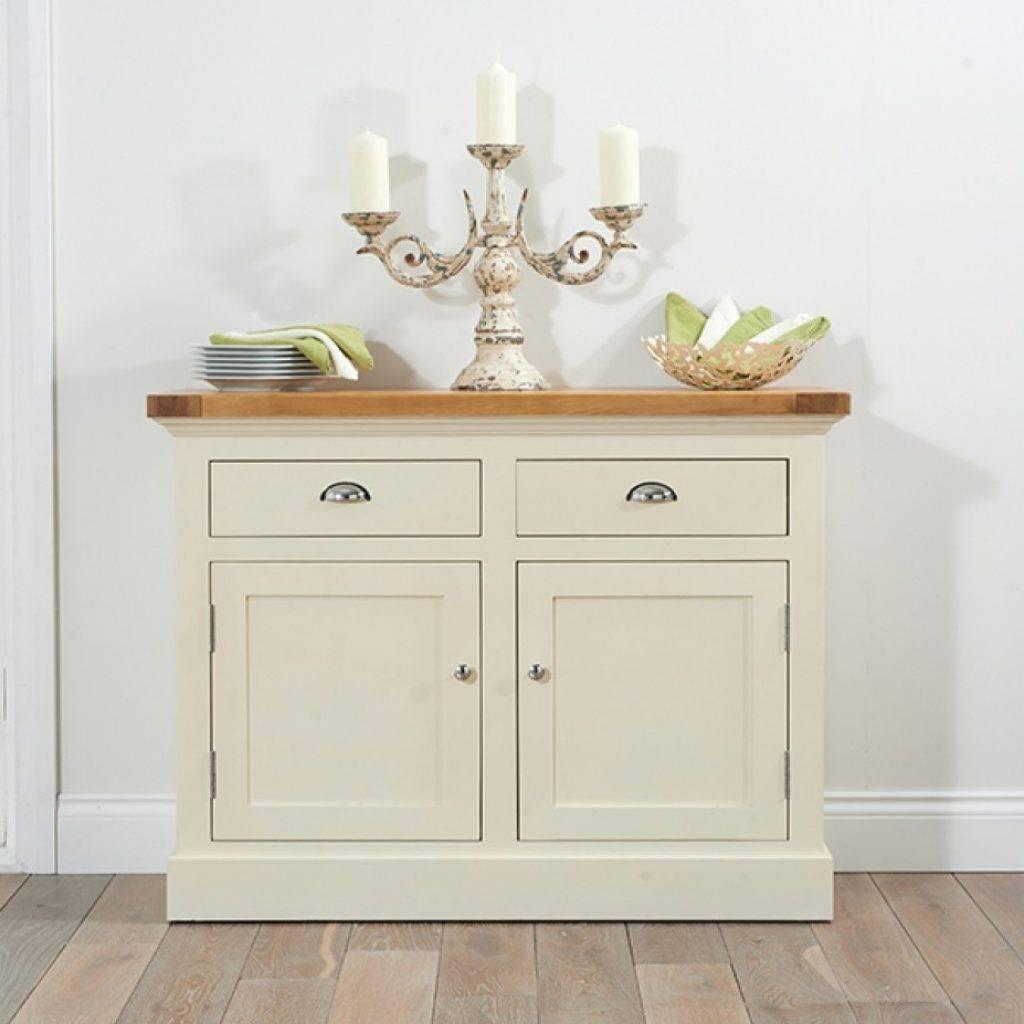 Elegant Cream And Oak Sideboard - Buildsimplehome with Cream And Oak Sideboards (Image 5 of 15)