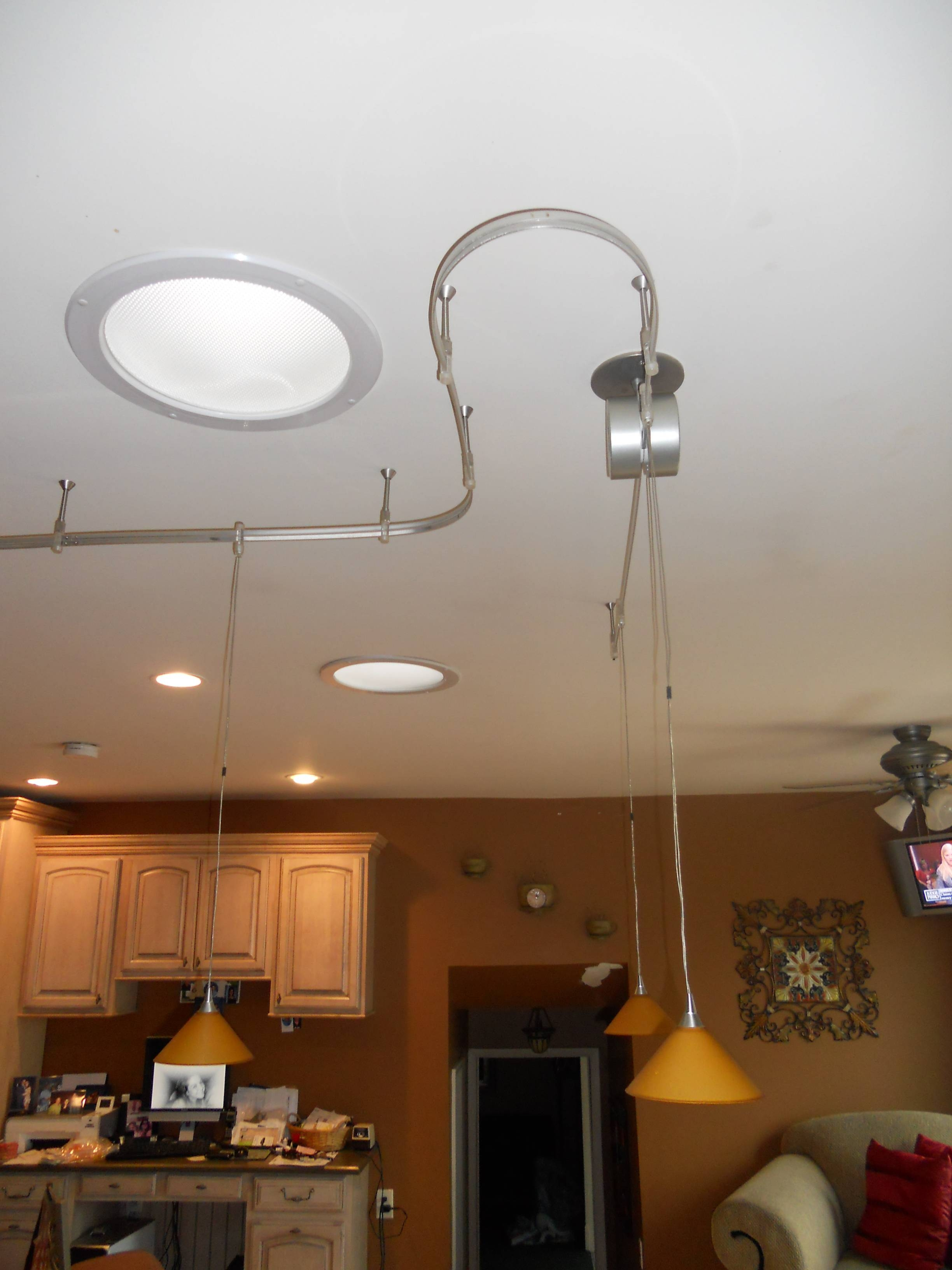 Featured Photo of Pendant Lighting For Track Systems