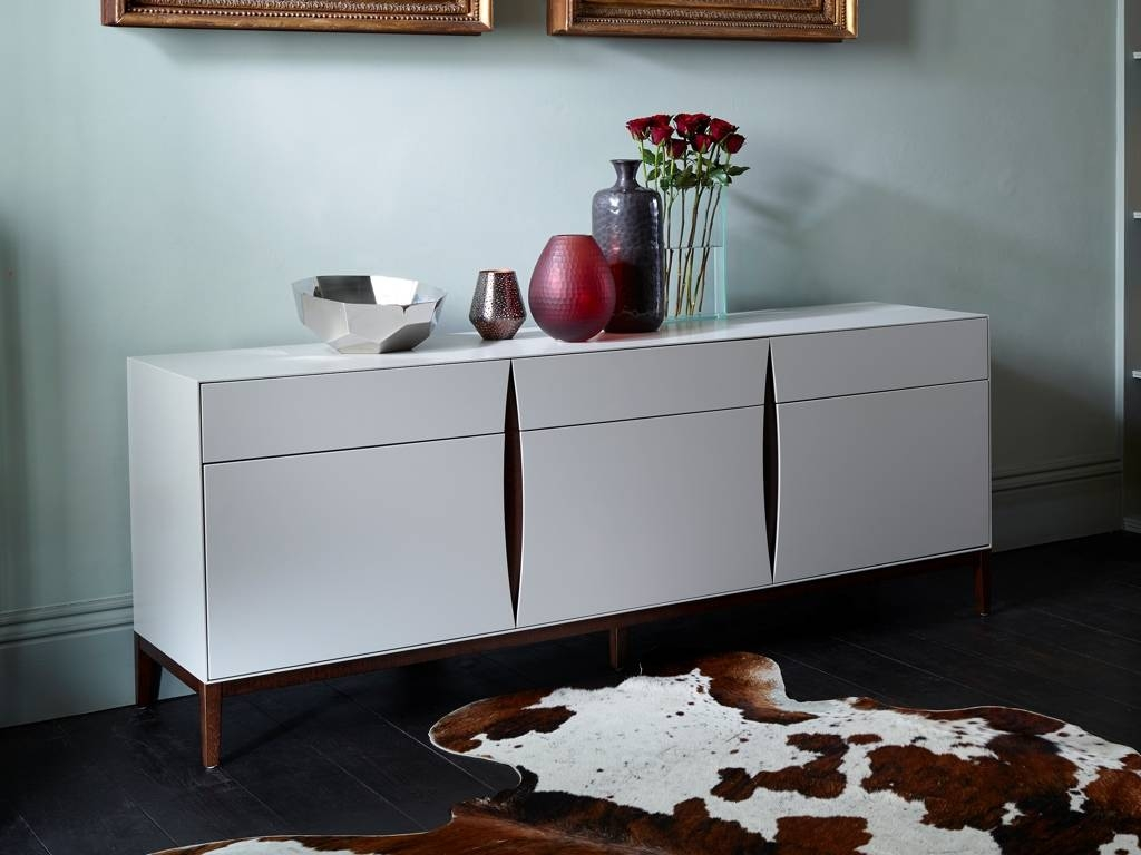 Extra Long Buffet Sideboard White — New Decoration : New Extra with regard to Extra Long Sideboards And Buffets (Image 4 of 15)