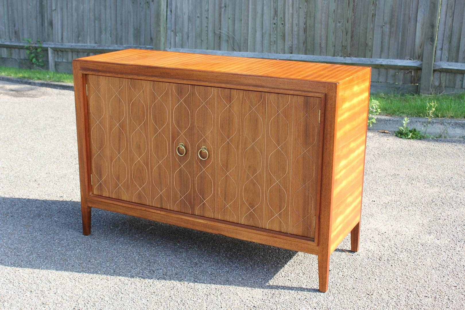 Fabulous Gordon Russell 'double Helix' Mahogany & Rosewood inside Gordon Russell Helix Sideboards (Image 7 of 15)
