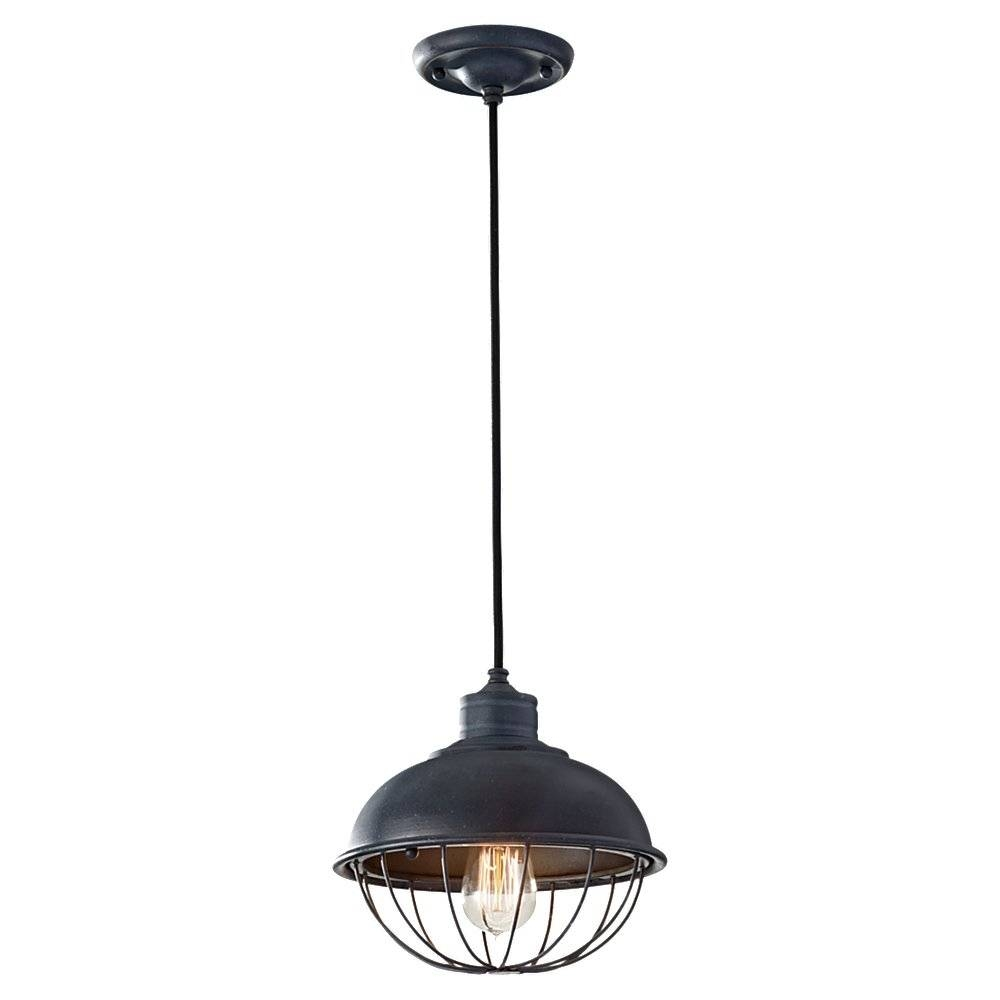 Fabulous Vintage Cage Pendant Light — All About Home Design within Bronze Cage Pendant Lights (Image 7 of 15)