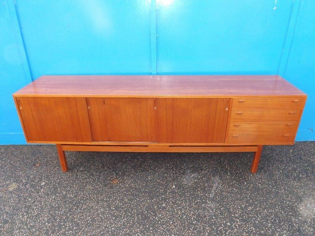 Fabulous Vintage Retro Danish Sideboard | In Southwick, East for Danish Retro Sideboards (Image 9 of 15)