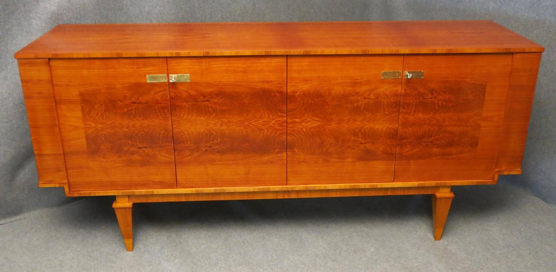 French Art Deco Sideboard, 1920S For Sale At Pamono intended for Joop Sideboards (Image 1 of 15)