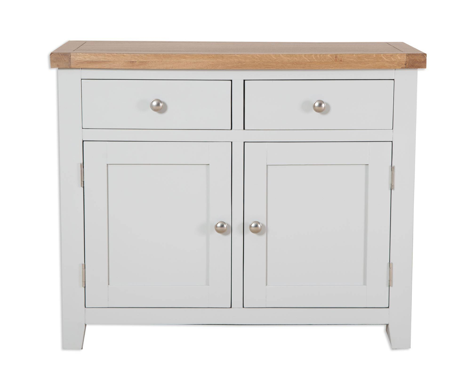 French Grey Two Door Sideboard – Cambridge Home & Garden For French Sideboards (View 11 of 15)