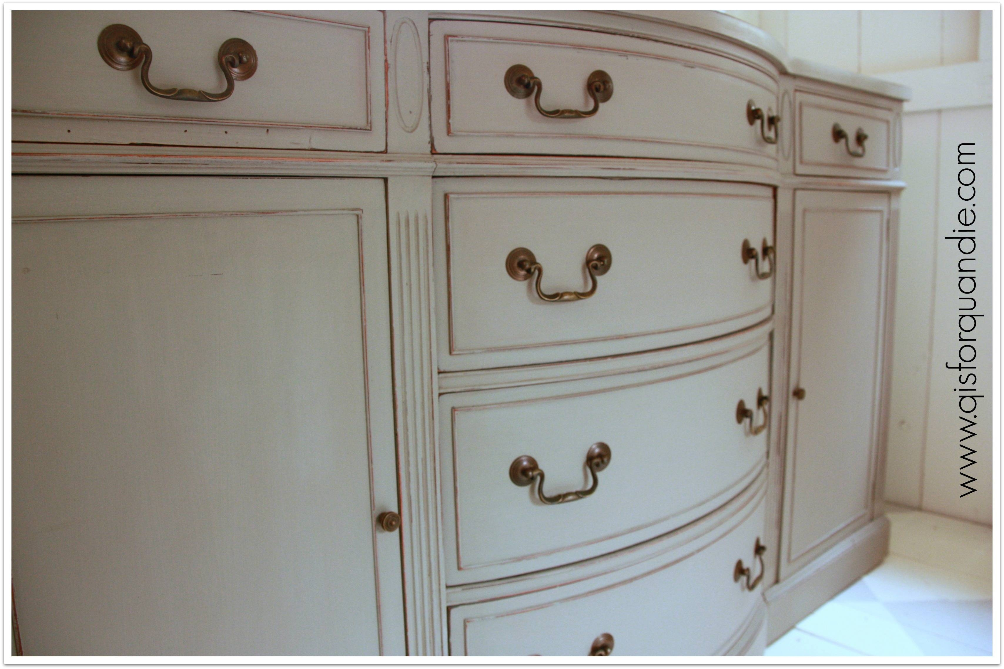 French Linen Sideboard (View 8 of 15)