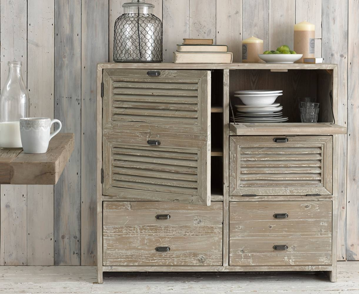 French Style Sideboard | Sucre | Loaf Regarding Sideboards With Drawers (View 6 of 15)