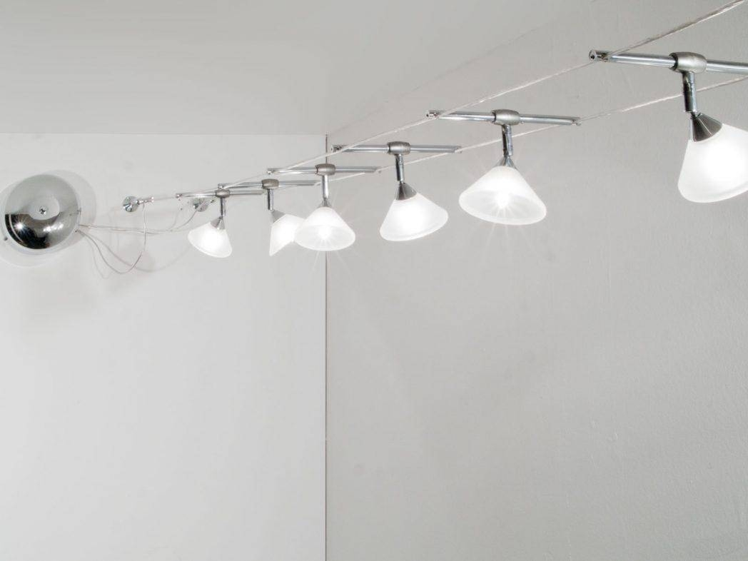 Fresh Flexible Track Lighting With Pendants For Your Glass Ball inside Pendant Lighting for Track Systems (Image 3 of 15)