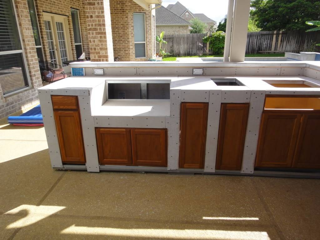 Functionality And Aesthetics Outdoor Sideboard Kitchen | Wood pertaining to Outdoor Sideboard Cabinets (Image 6 of 15)