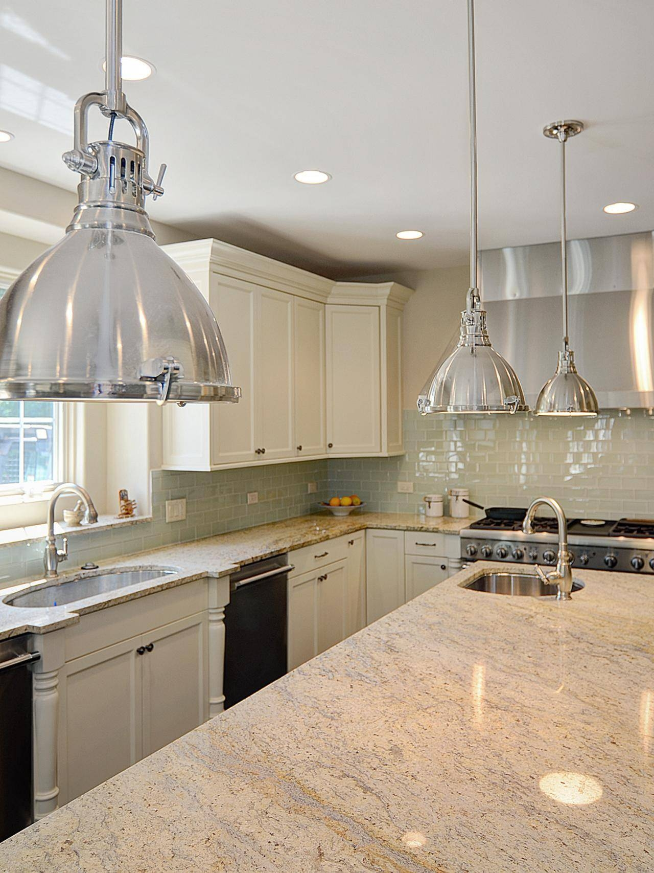 Glass Pendant Lights For Kitchen Island Mini Track Lighting Over Within Drop Pendant Lights For Kitchen (View 13 of 15)