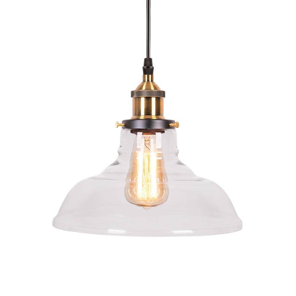 Good Glass Bowl Pendant Light On Indoor Outdoor Ceiling Fans With Intended For Glass Bowl Pendant Lights (View 14 of 15)
