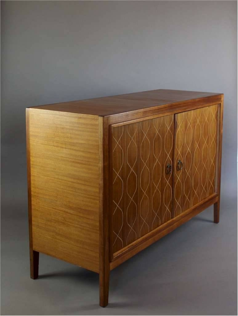Gordon Russell Double Helix Sideboard | Latest Stock | Art Furniture inside Gordon Russell Helix Sideboards (Image 9 of 15)