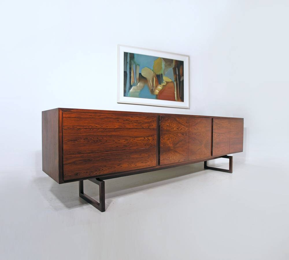 Hayloft Mid Century Sideboards Inside Long Sideboards (View 5 of 15)
