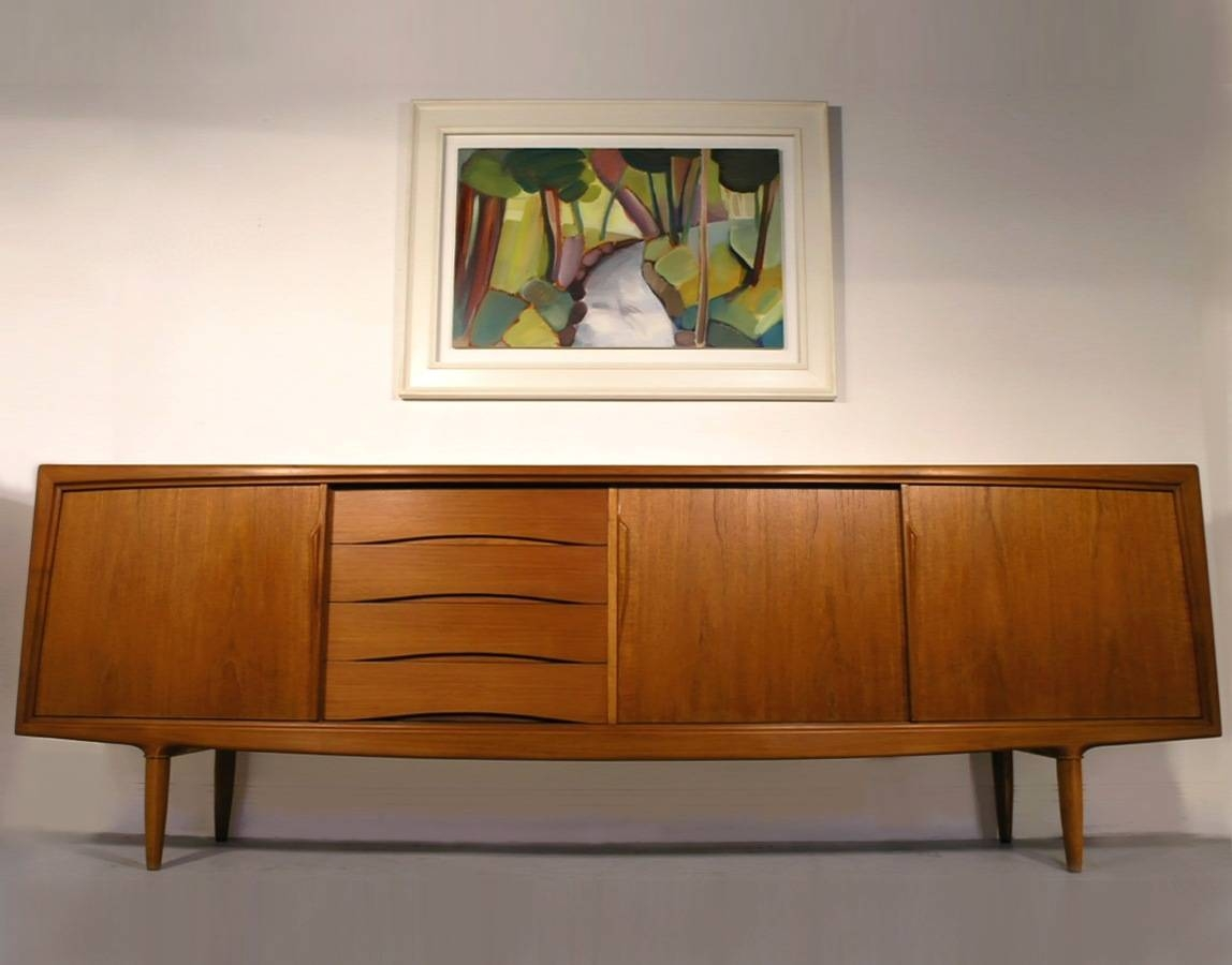 Hayloft Mid Century Sideboards Throughout Long Sideboards (View 12 of 15)