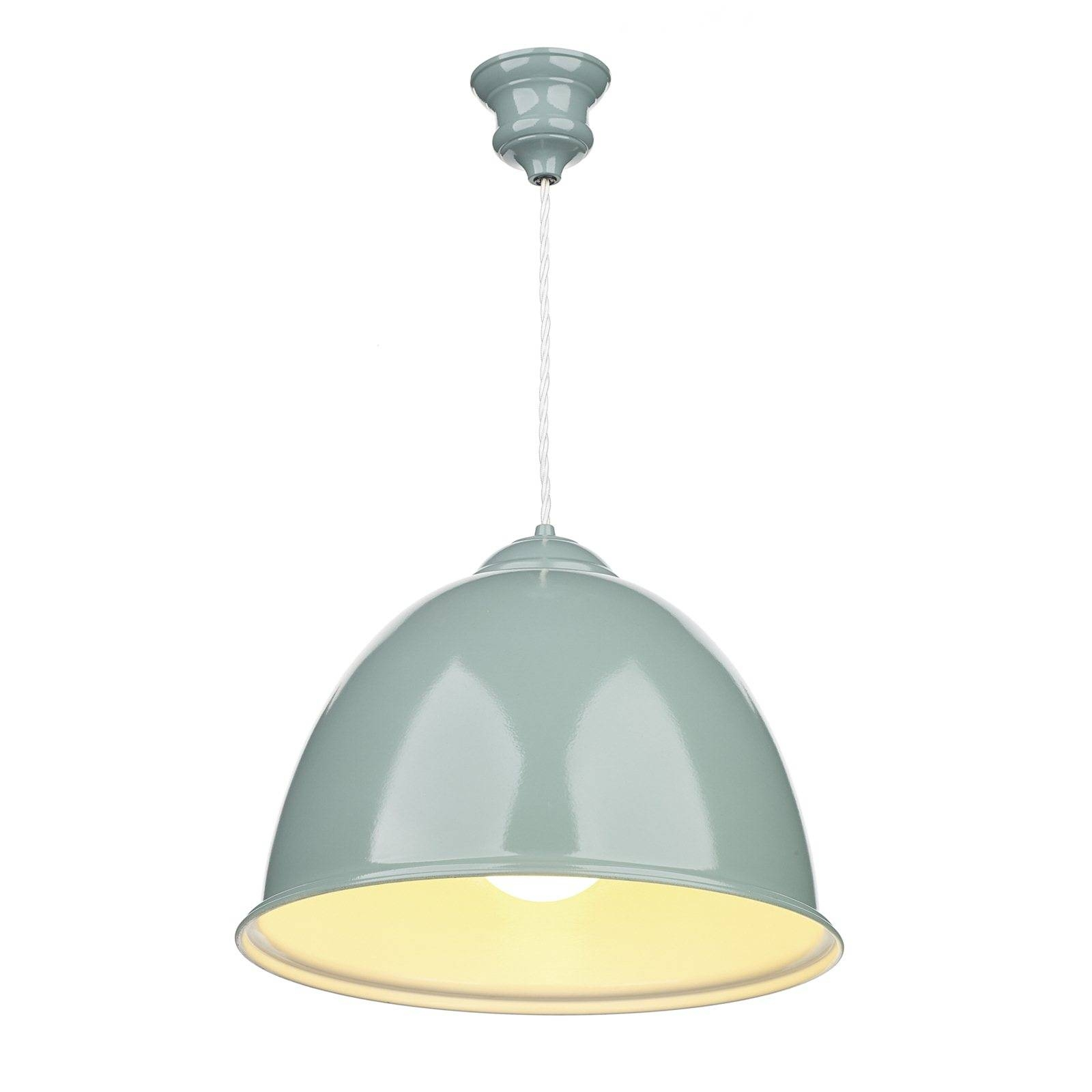 Hicks And Hicks Sennen Pendant Light Blue - Hicks & Hicks in Blue Pendant Lights (Image 10 of 15)