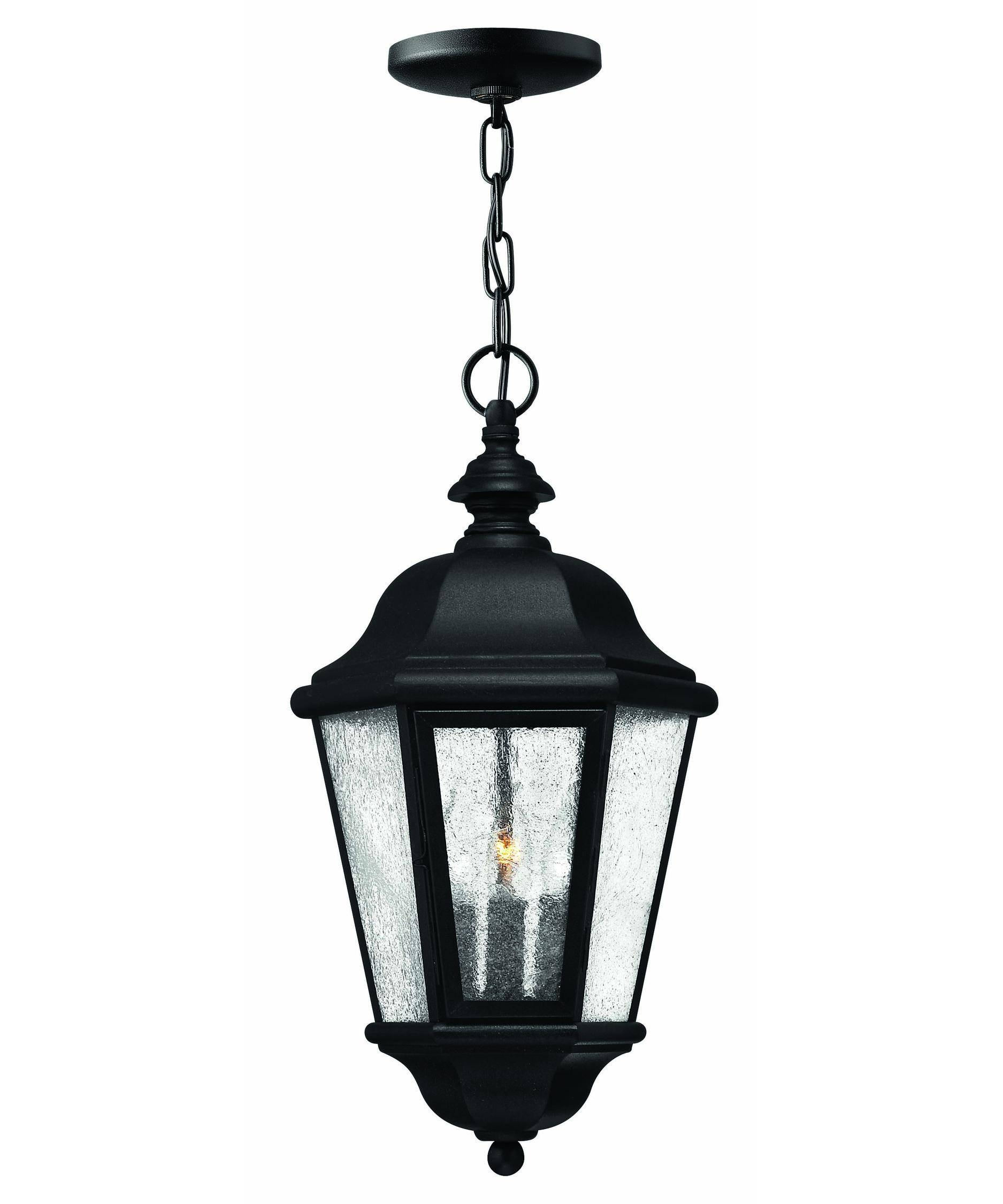 Hinkley Lighting 1672 Edgewater 10 Inch Wide 3 Light Outdoor regarding Outside Pendant Lights (Image 3 of 15)