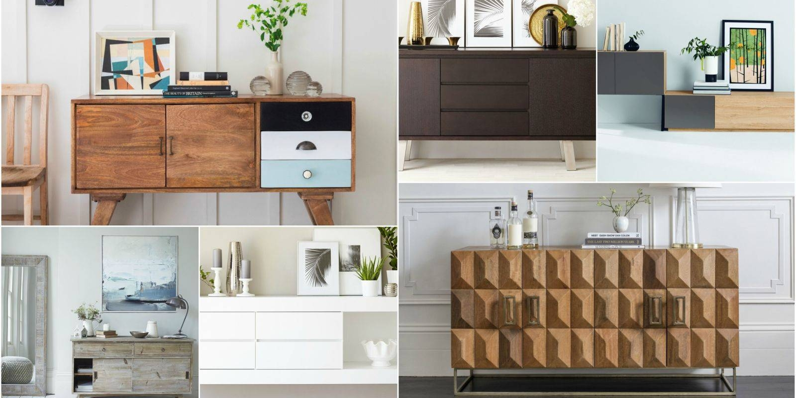 How To Style Your Sideboard Intended For Quirky Sideboards (View 6 of 15)