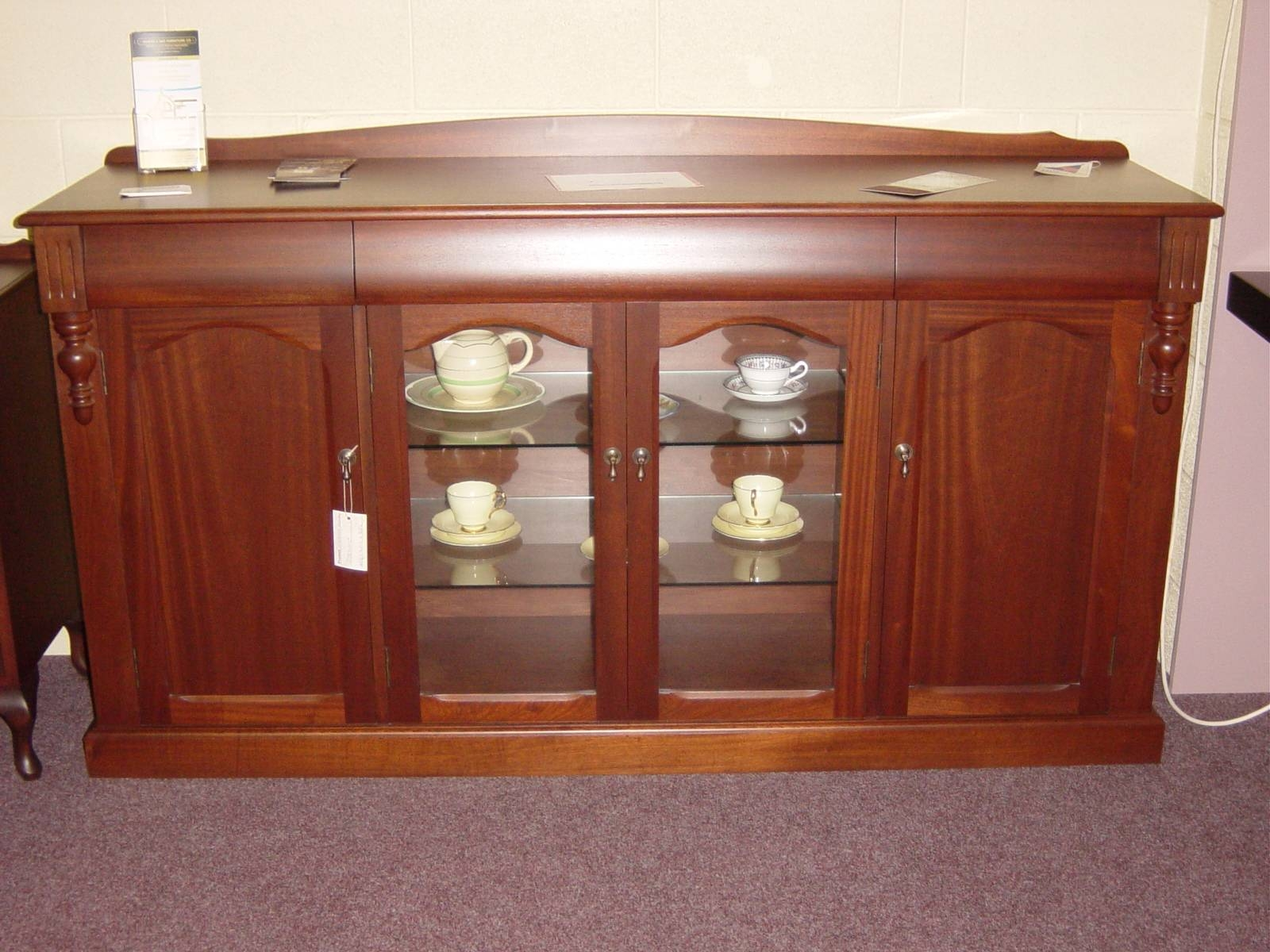 Hutch & Sideboards | Hawke's Bay Furniture For Sideboards With Hutch (View 9 of 15)