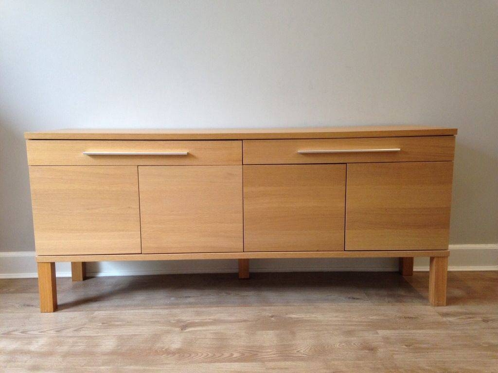Featured Photo of Ikea Bjursta Sideboards