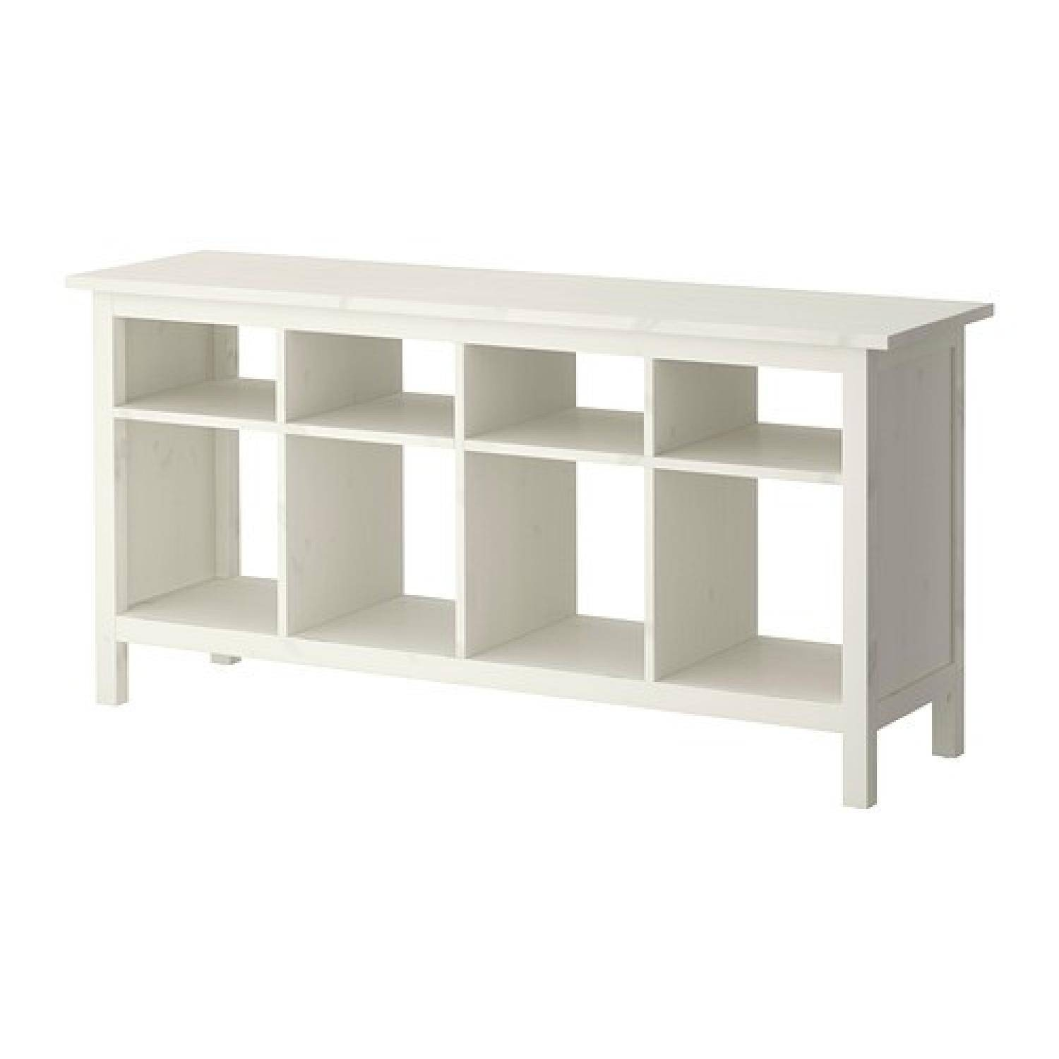 Ikea Hemnes Console Table - Aptdeco inside Ikea Hemnes Sideboards (Image 7 of 15)