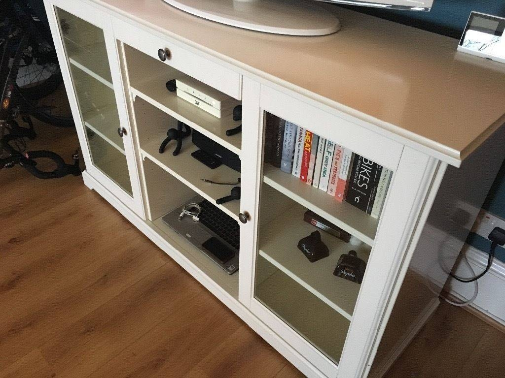 Ikea Liatorp Sideboard (Already Built!) | In Jordanhill, Glasgow for Liatorp Sideboards (Image 5 of 15)