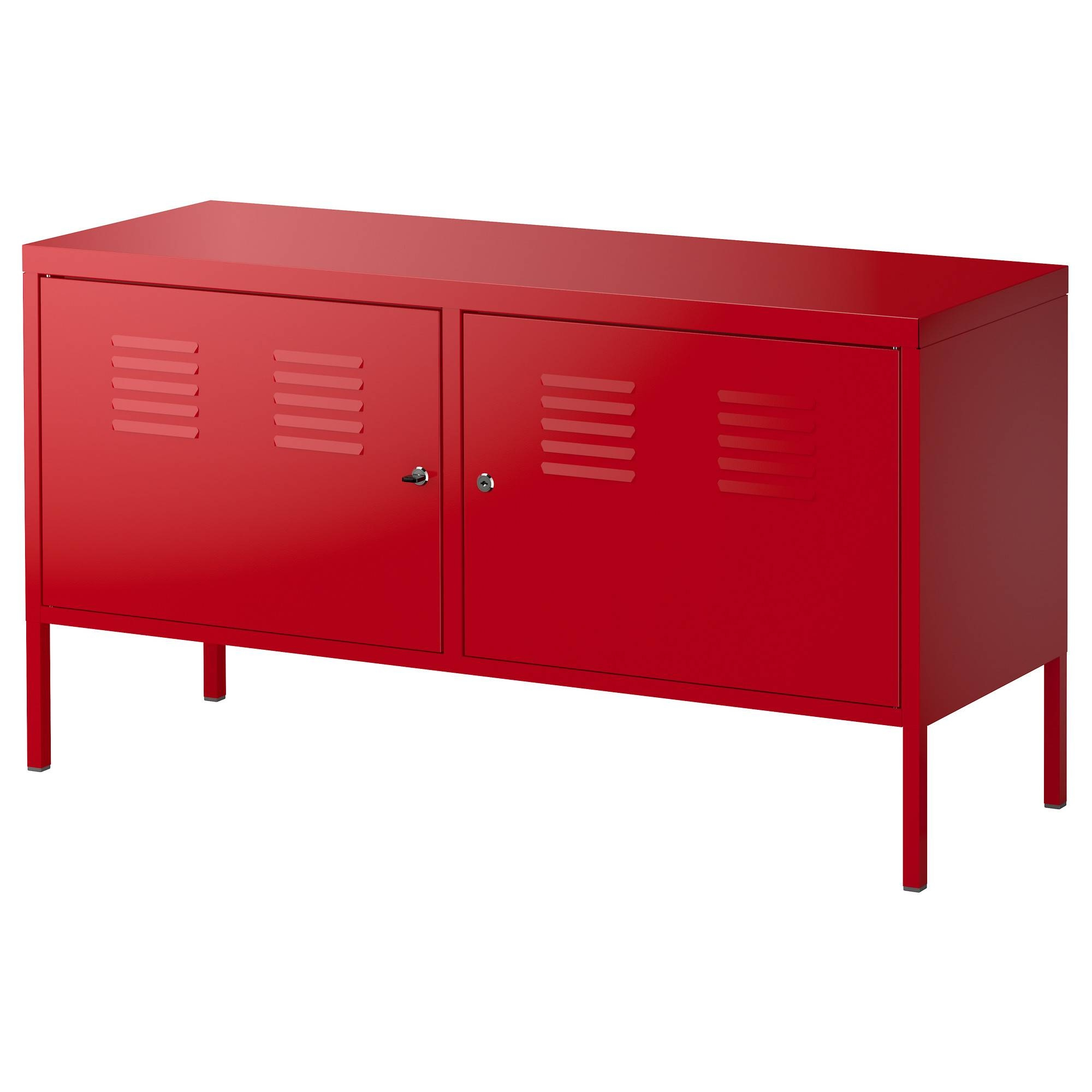 Ikea Ps Cabinet - Red - Ikea with regard to Red Sideboards Buffets (Image 3 of 15)