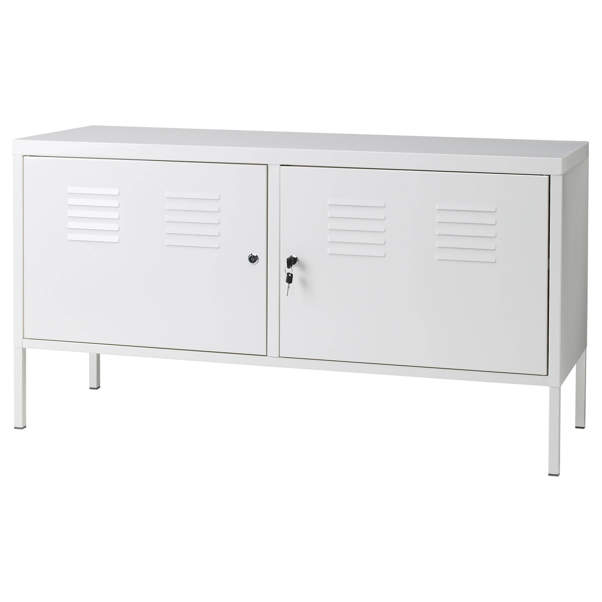 Ikea Ps Cabinet White 119x63 Cm – Ikea With Regard To Sideboards Cabinets (View 10 of 15)