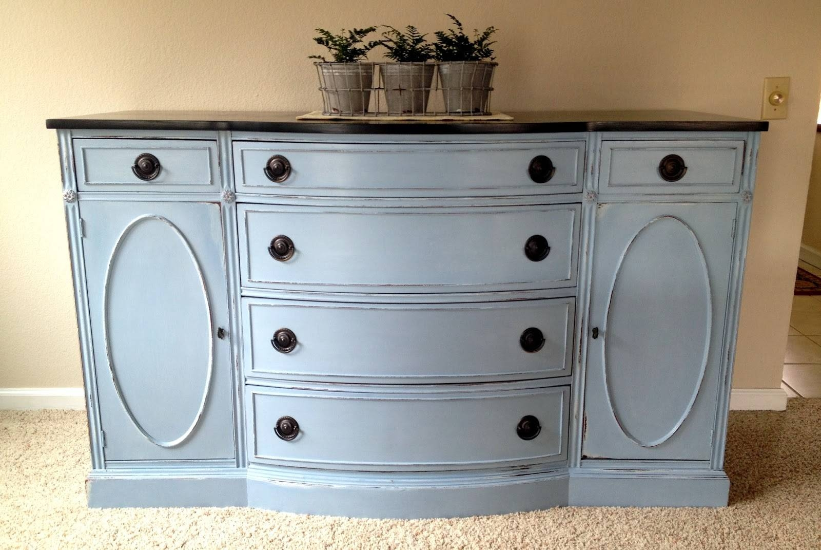 I'm A Yarner: Annie Sloan Chalk Paint Regarding Annie Sloan Painted Sideboards (View 14 of 15)