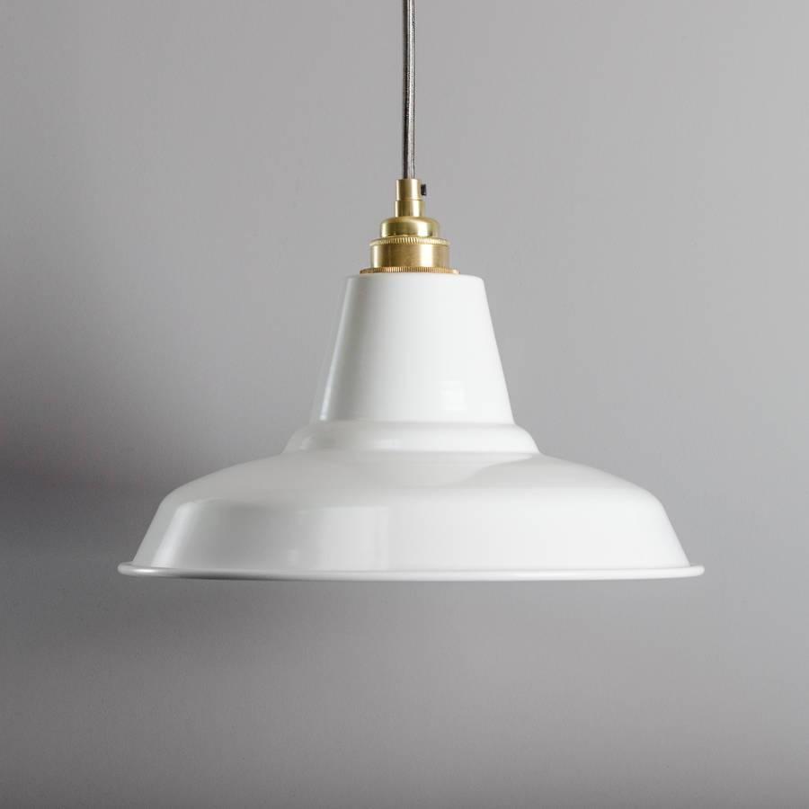 Industrial Pendant Lightbare Bones Lighting For Pendant Light Shades (View 4 of 15)