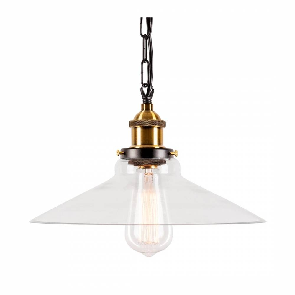 Industrial Strasbourg Glass Pendant Light & Hanging Rope | Cult Uk Intended For Industrial Glass Pendant Lights (View 8 of 15)