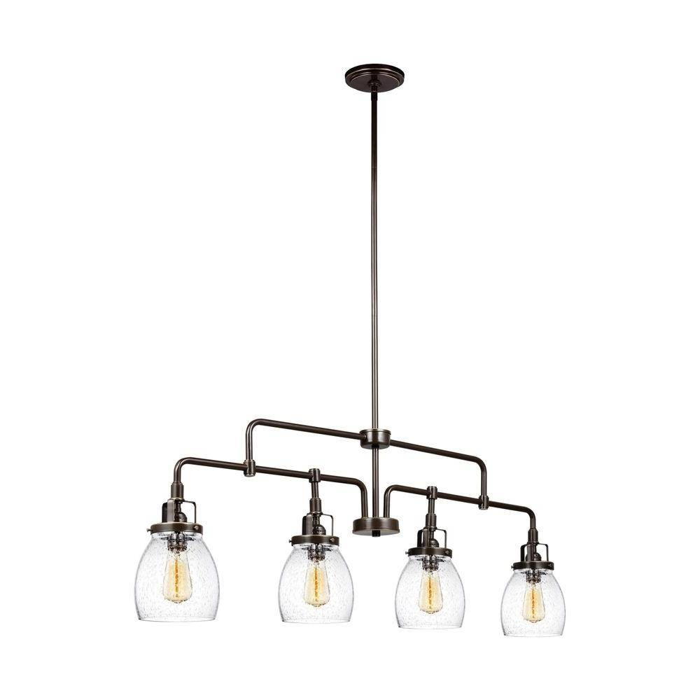 Island – Pendant Lights – Lighting – The Home Depot Throughout Pendant Lights For Island (View 14 of 15)