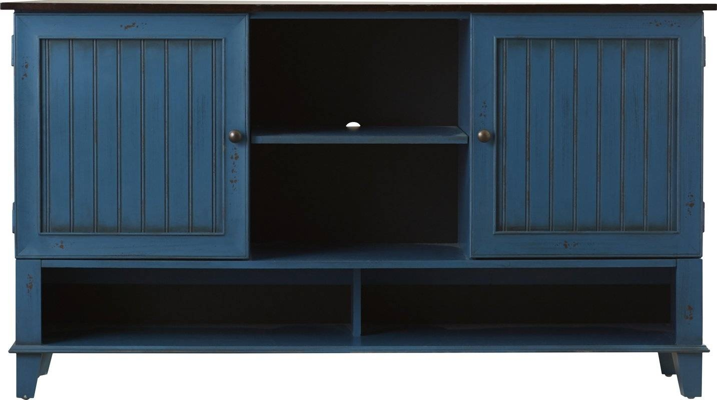 "Kathy Ireland Homemartin Furniture Eclectic Deluxe 60"" Tv With Regard To Eclectic Sideboards (Photo 13 of 15)"
