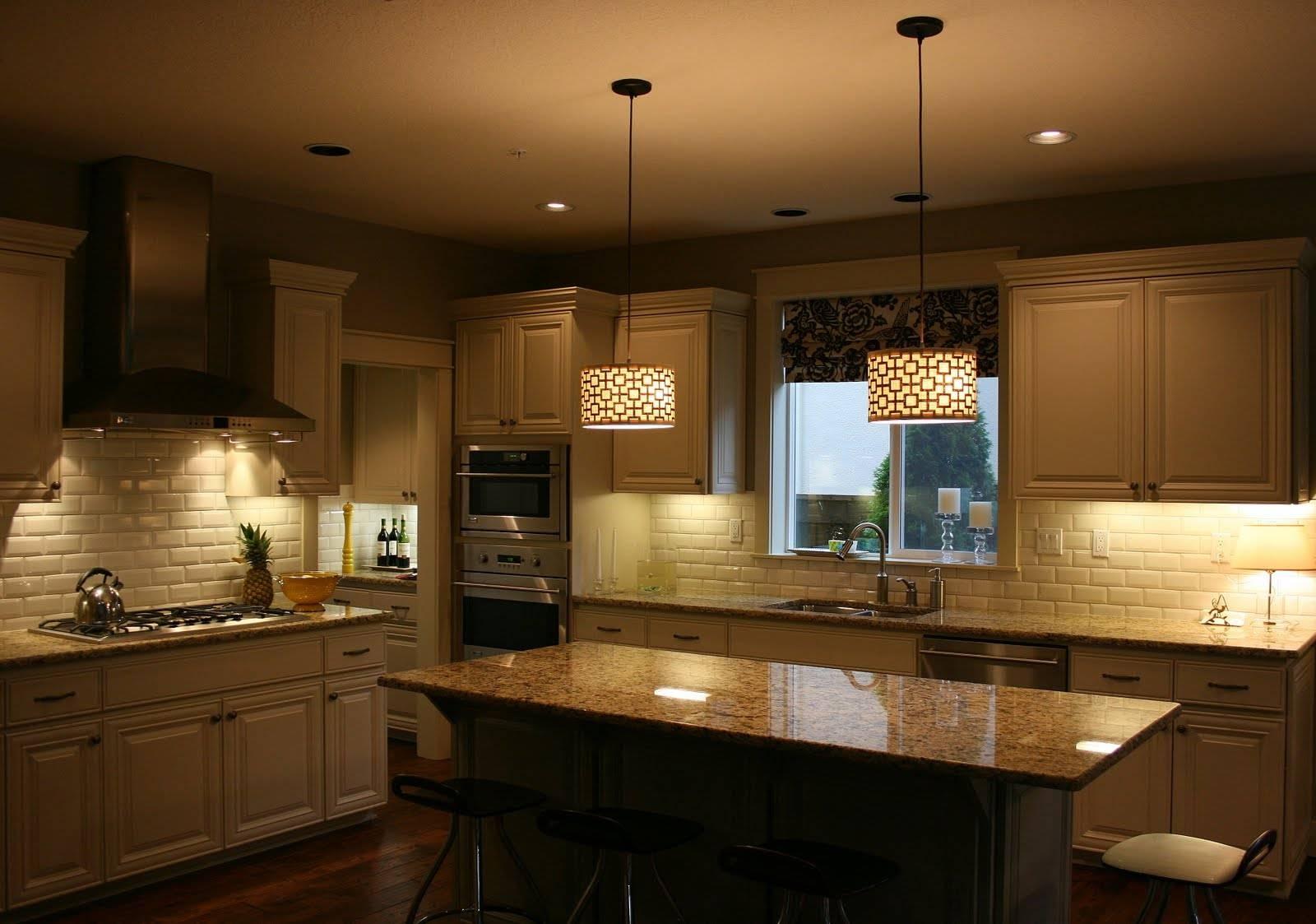 Kitchen : Best Kitchen Lighting Kitchen Ceiling Spotlights Single with Mini Pendant Lights for Kitchen (Image 5 of 15)