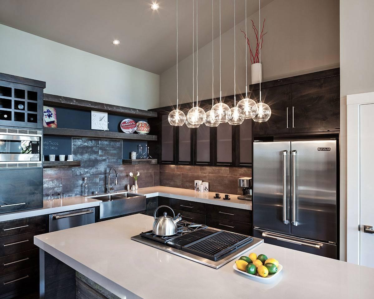 Kitchen : Breakfast Bar Pendant Lights Island Pendants Kitchen With Regard To Pendant Lights For Island (Photo 15 of 15)