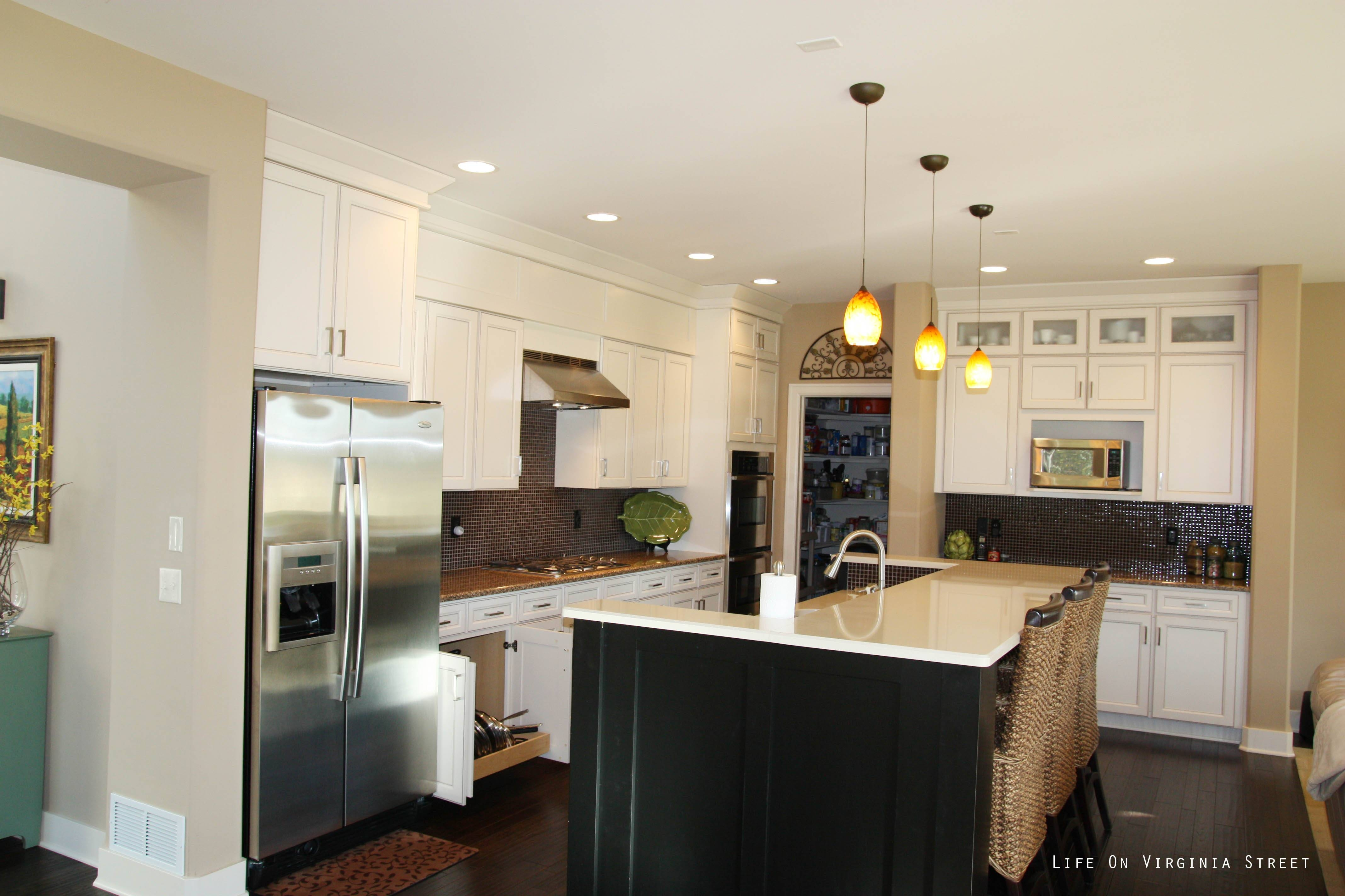 Kitchen : Dazzling Pendant Lighting Over Kitchen Island Amazing With 3 Pendant Lights For Kitchen Island (View 2 of 15)