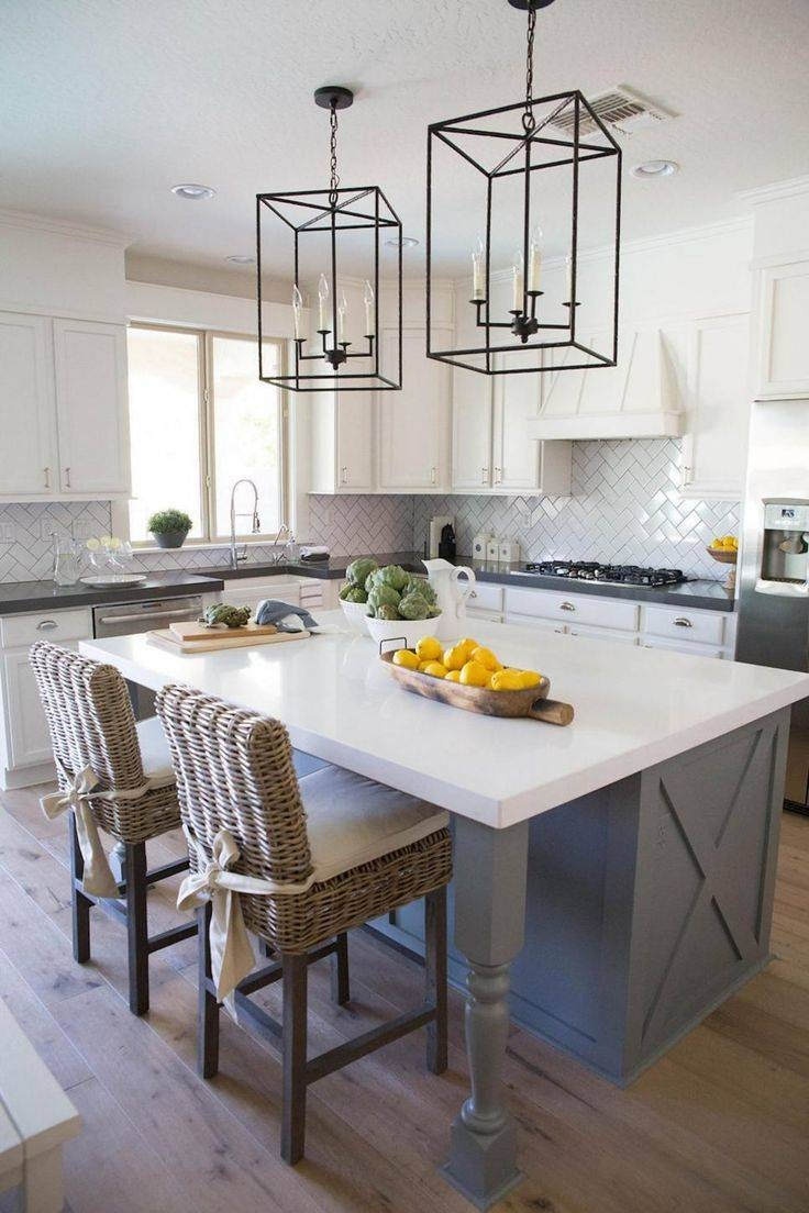 Kitchen Design : Marvelous Kitchen Island Light Fixtures Ideas 3 For 3 Light Pendants For Island Kitchen Lighting (View 10 of 15)
