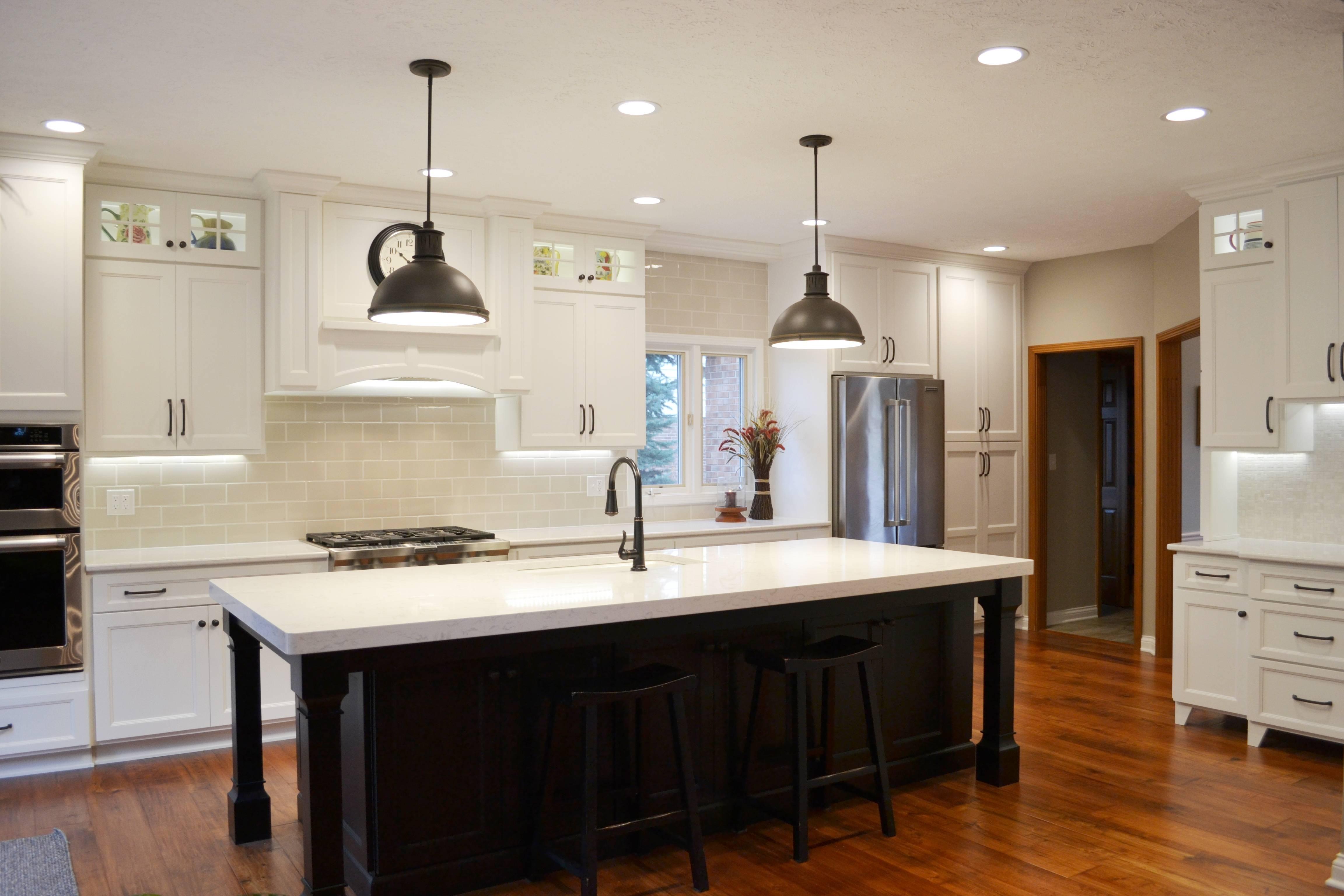 Kitchen Ideas: Kitchen Drop Lights Kitchen Ceiling Spotlights Inside Drop Pendant Lights For Kitchen (View 2 of 15)