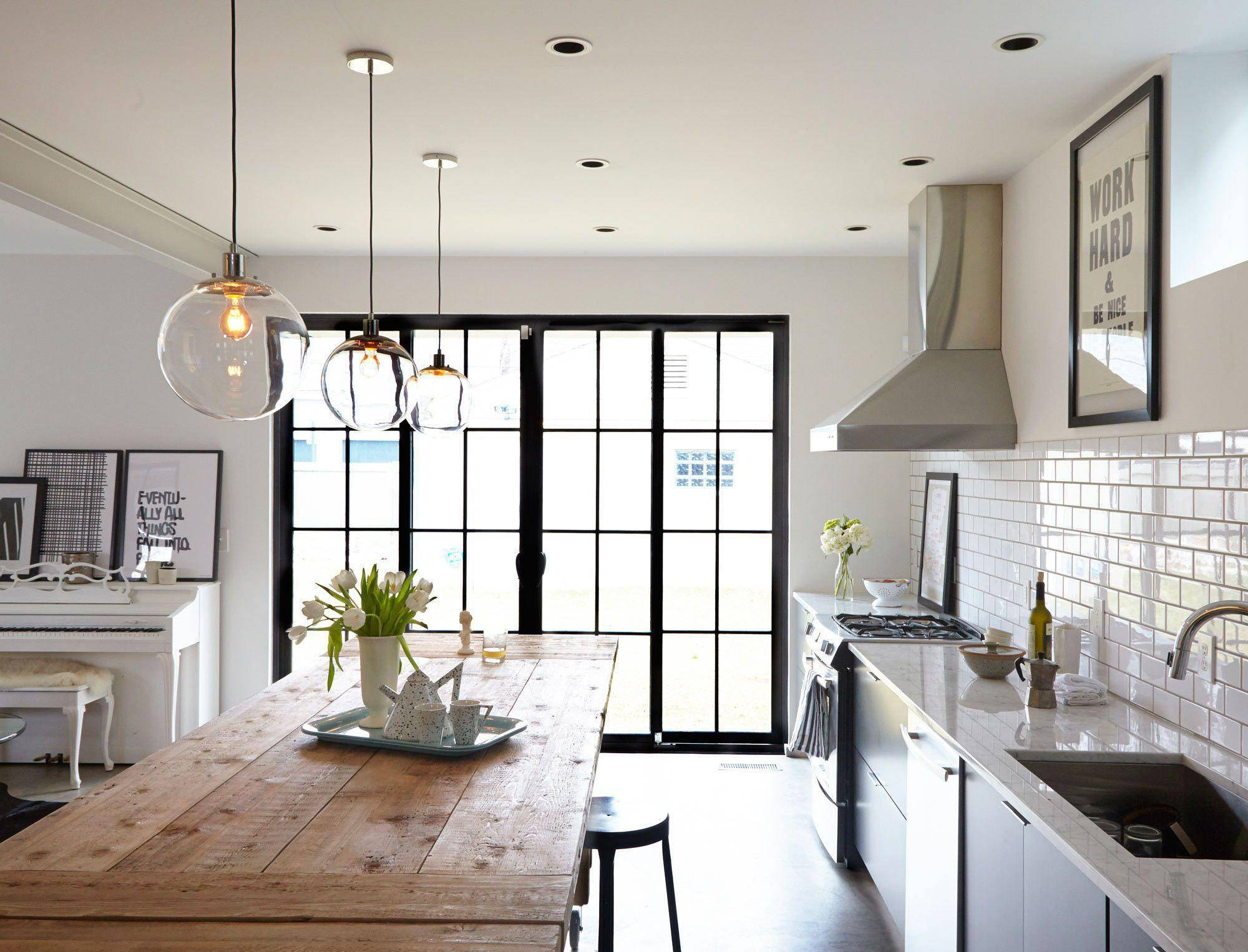 Kitchen Pendant Lights For Best Ideas On Midcentury Lighting And Pertaining To Kitchen Pendant Lighting (View 14 of 15)