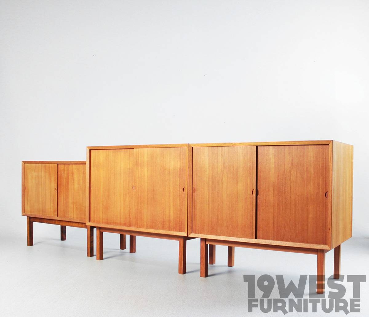 Kleine Sideboards, Poul Cadovius | 19 West Inside Kleine Sideboards (Photo 6 of 15)