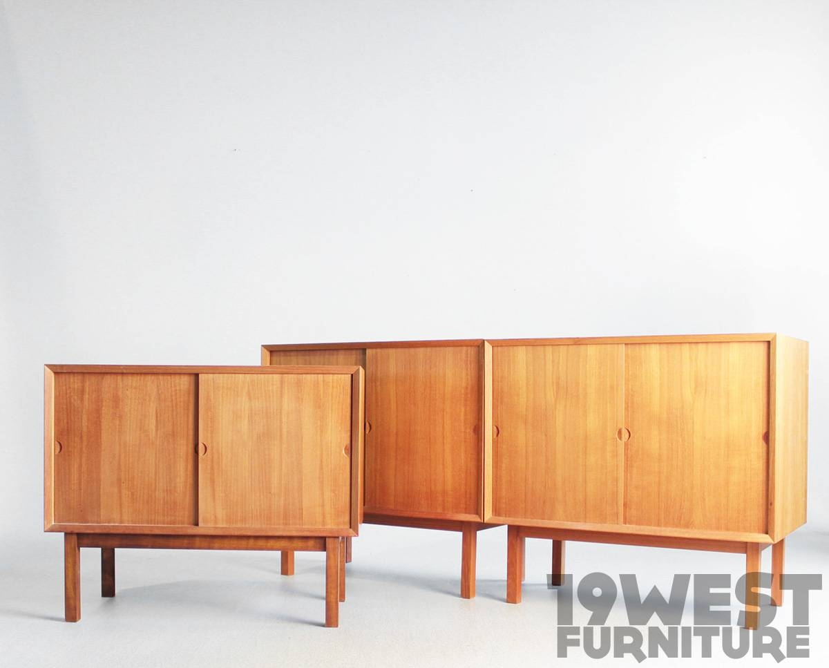 Kleine Sideboards, Poul Cadovius | 19 West within Kleine Sideboards (Image 10 of 15)