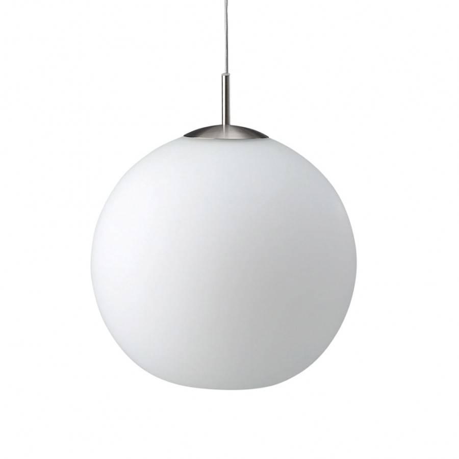 Lamp : Glass Sphere Chandelier Large Glass Globe Pendant Light Fan Intended For Globe Pendant Light Fixtures (View 7 of 15)