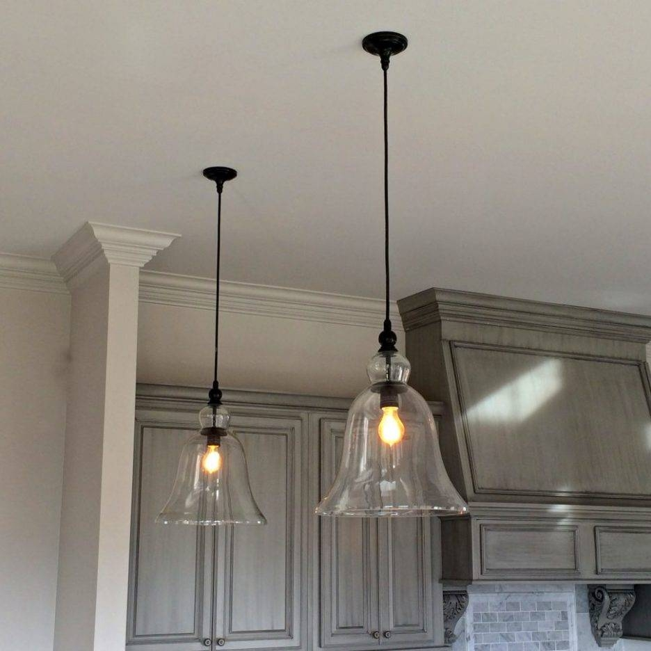 Lamp : Lights Round Glass Pendant Light Circular Pendant Light Inside Glass Kitchen Pendant Lights (View 15 of 15)