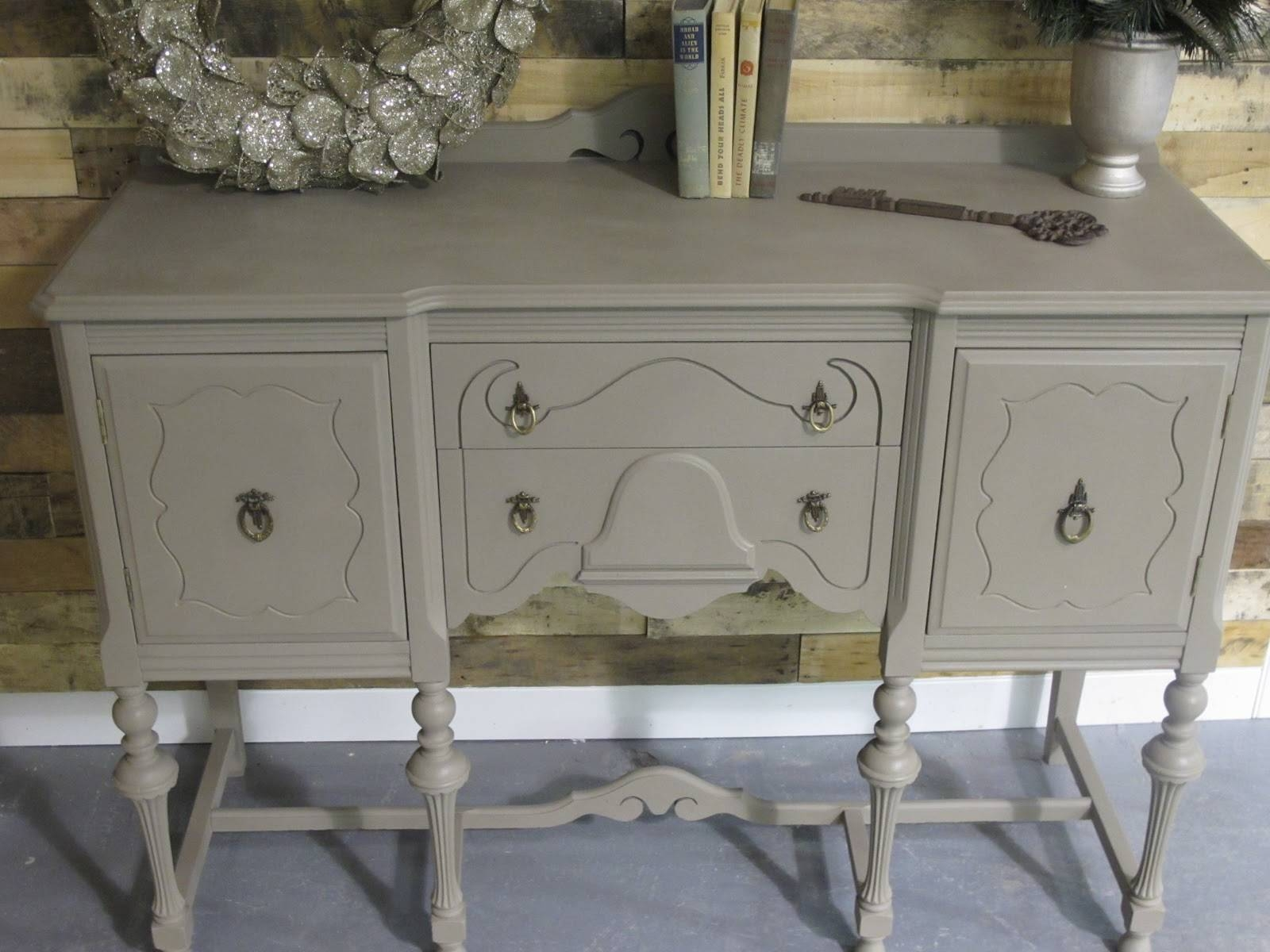 Lauren Lane Decor {q & A} – Satori Design For Living For Annie Sloan Painted Sideboards (View 2 of 15)