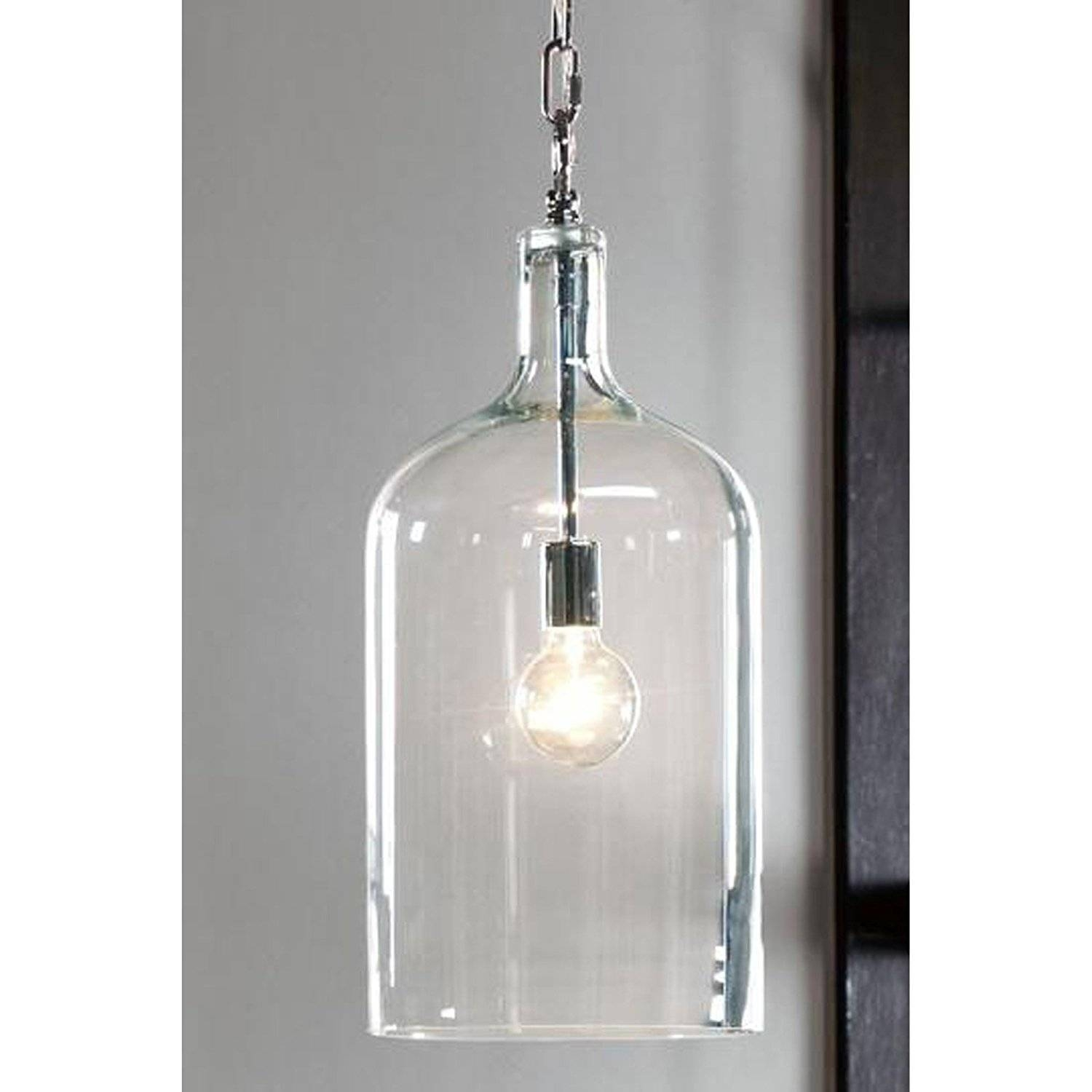 Led Pendant Lights Coloured Glass Kitchen Ceiling Stainless Steel With Gold Glass Pendant Lights (View 14 of 15)